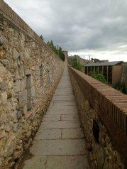 medieval city walls of Girona
