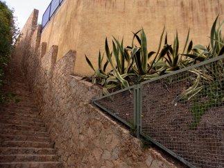 steps to Calella