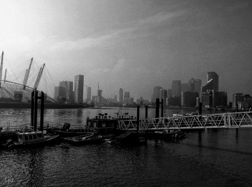 my city of london photoart @hanginguptodry