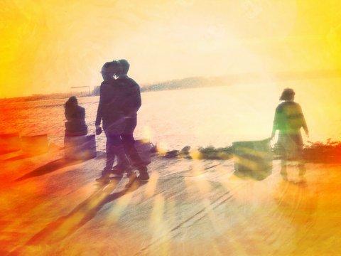 photoart & poem - mapping memories