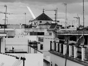 Over the rooftops of Seville