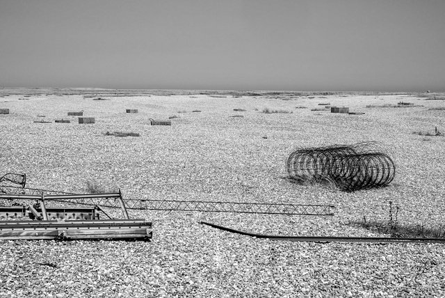 Orford Ness - deserted ordanance